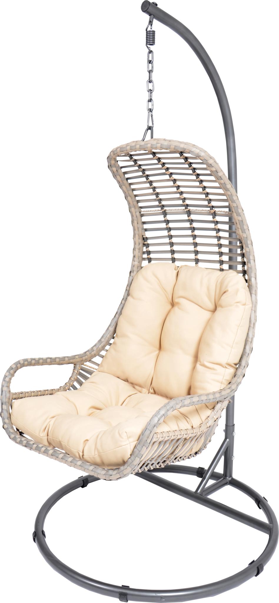 Hangstoel Incl Standaard.Hangstoel Relax Sandy Lesli Living Garden Interiors