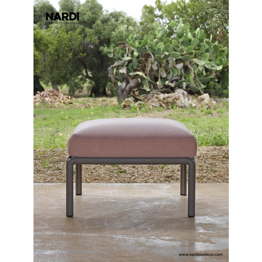 Komodo Loungeset - Roze / Taupe - Modulaire - Nardi-9