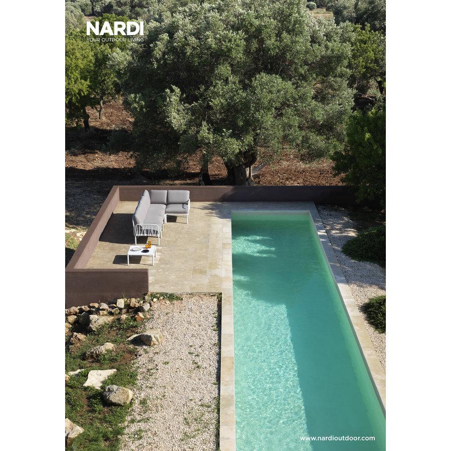 Komodo Loungeset - Grijs / Wit - Modulaire - Nardi-5