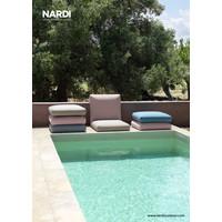 thumb-Komodo Loungeset - Adriatisch Blauw / Wit - Sunbrella - Modulaire - Nardi-8