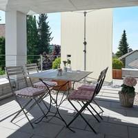 thumb-Parasol Flex Roof - 210x150 cm - Off Grey - SunComfort by Glatz-6