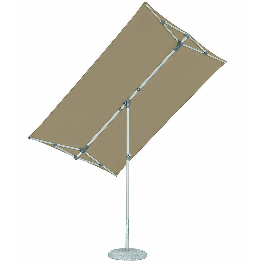 Parasol Flex Roof - 210x150 cm - Off Grey - SunComfort by Glatz-1
