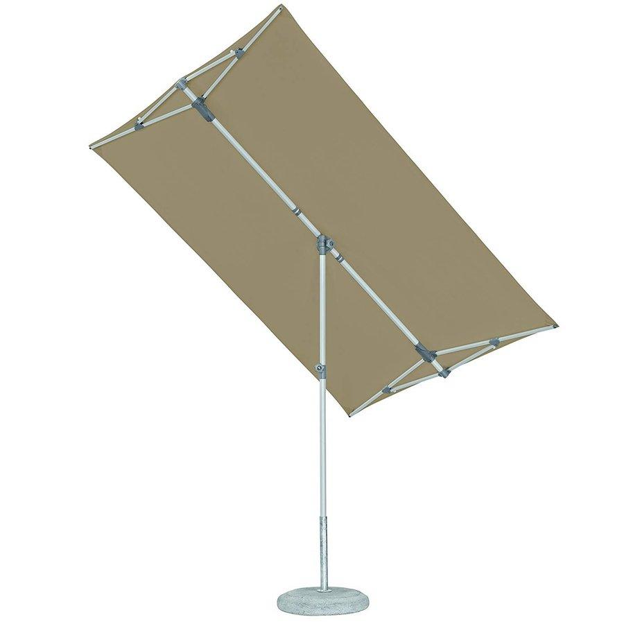 Parasol Flex Roof - 210x150 cm - Off Grey - SunComfort by Glatz-2