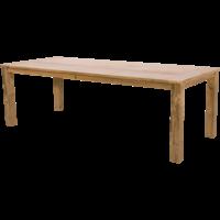 Tuintafel - Gerecycled Teak - 240x100x76 cm - Lesli Living