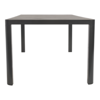 thumb-Tuintafel - Castilla - Negro - 160x90 cm - Keramiek - Lesli Living-8