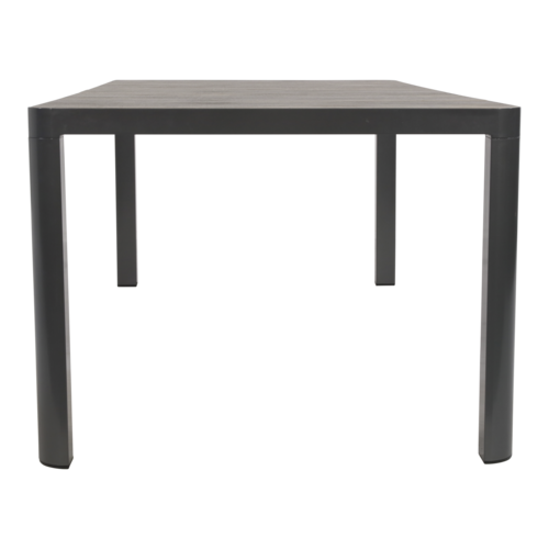 Lesli Living  Tuintafel - Castilla - Negro - 160x90 cm - Keramiek - Lesli Living