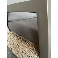 thumb-Lounge Tuinstoel - Prato Mountain - Aluminium/Wicker - Lesli Living-7