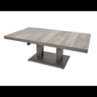 thumb-Lounge/Dining Tafel - Prato - Verstelbare Hoogte 50/72 cm - Lesli Living-2