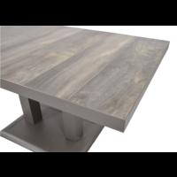 thumb-Lounge/Dining Tafel - Prato - Verstelbare Hoogte 50/72 cm - Lesli Living-3
