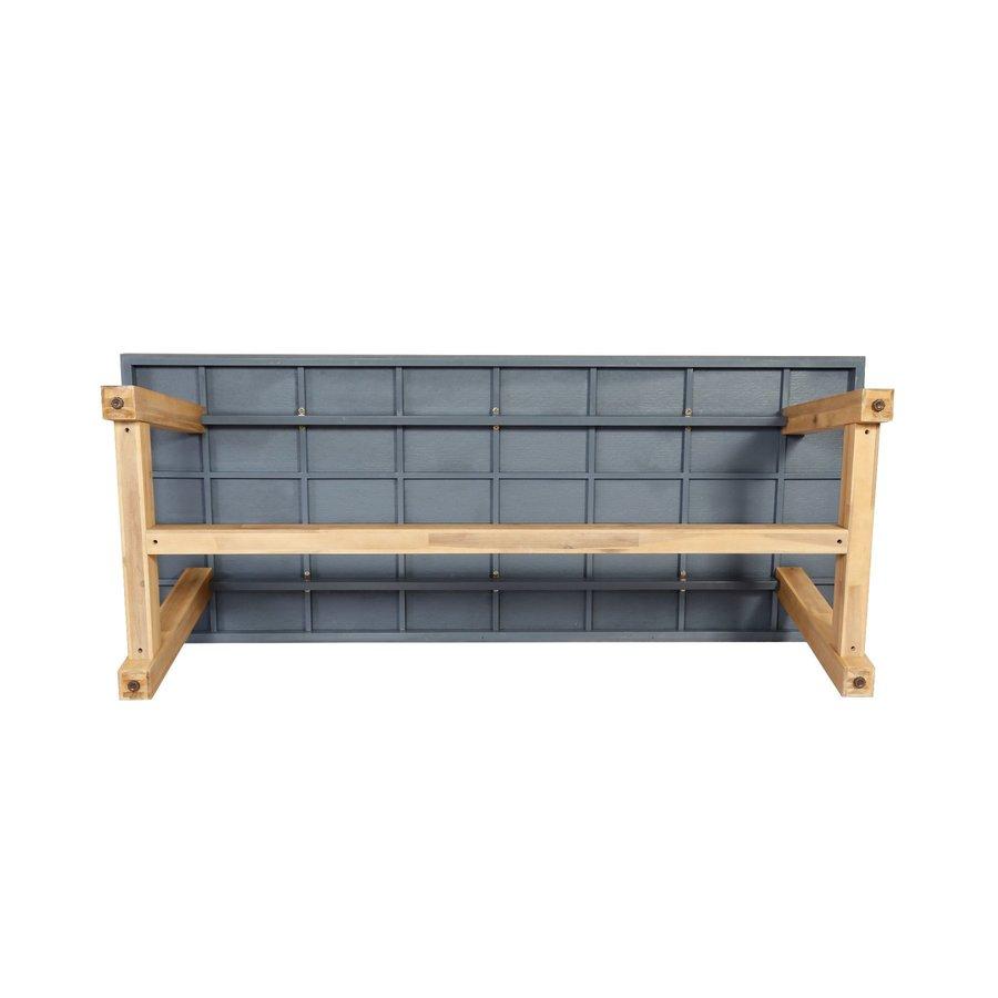 Tuintafel - Judy - Beton Look - 180x90x77 cm - Lesli Living-10