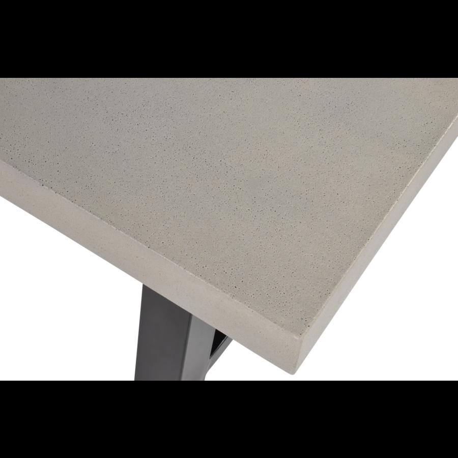 Tuintafel - Toro - Beton Look - 250x100x77 cm - Lesli Living-3