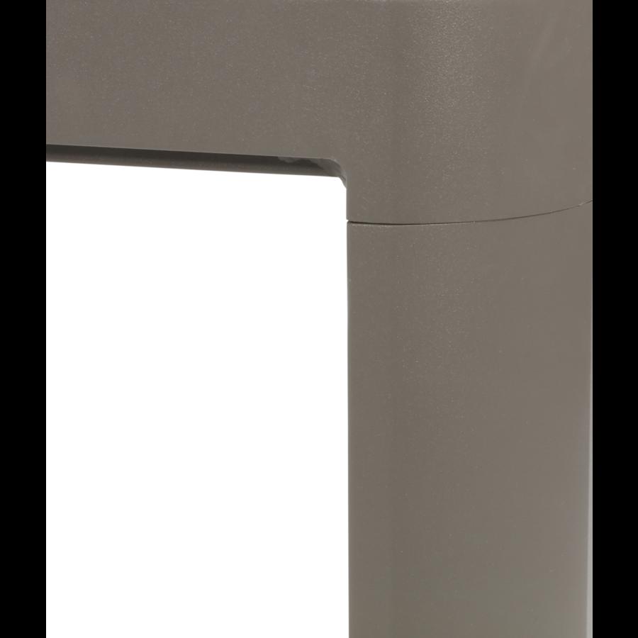 Tuintafel - Mojito Pardo - Keramiek - 160x90x74 cm - Lesli Living-4