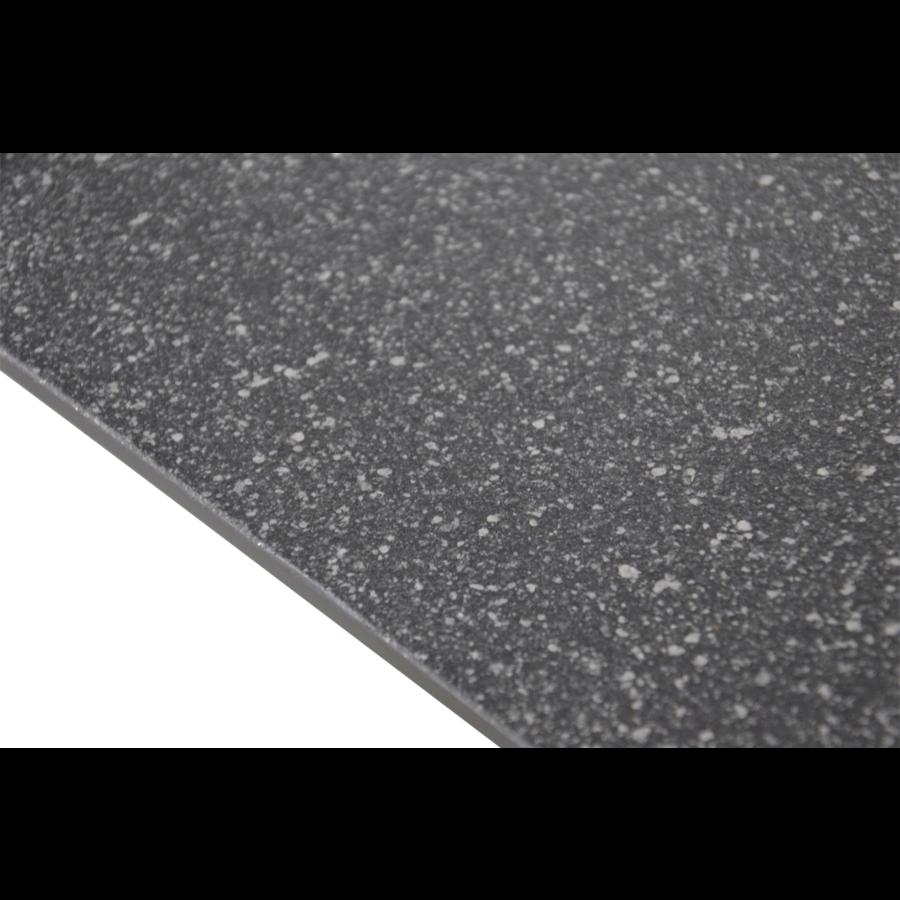 Tuintafel - Mojito Negro - Spraystone - 160x90x74 cm - Lesli Living-3
