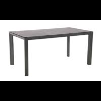 thumb-Tuintafel - Mojito Negro - Spraystone - 160x90x74 cm - Lesli Living-2