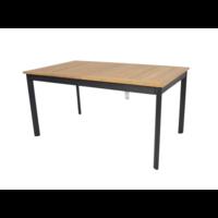 thumb-Tuintafel Uittrekbaar - Monza - Teak - 152/210 cm - Lesli Living-2