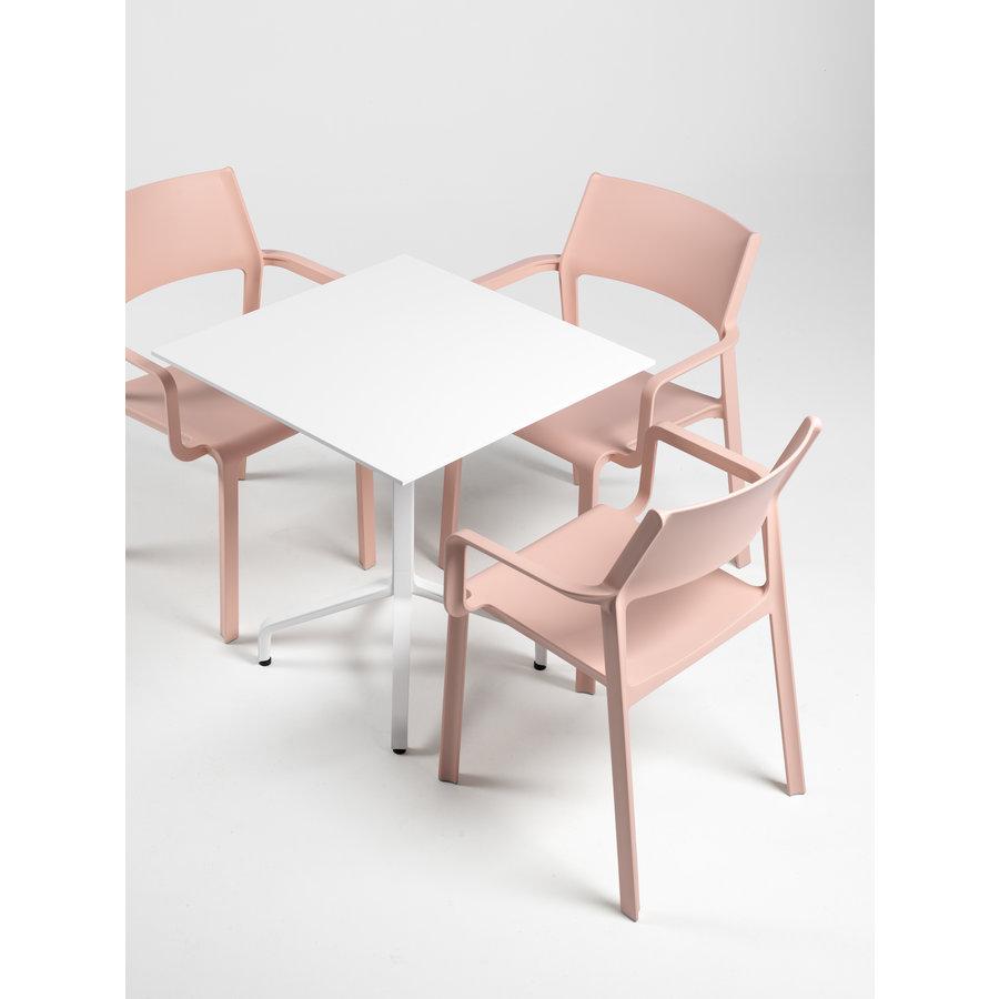 Bistrostoel - TRILL - Bouquet - Roze - Nardi-3