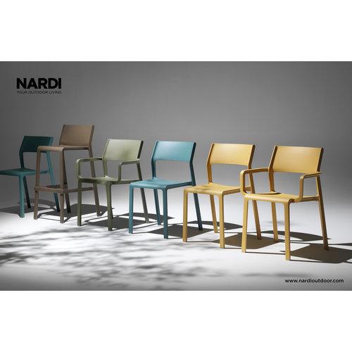 Nardi Stapelbare Barkruk - 65 cm - TRILL MINI - Bouquet - Roze - Nardi