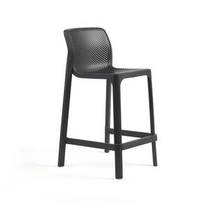 Nardi Stapelbare Barkruk - 65 cm - NET MINI - Antraciet - Nardi