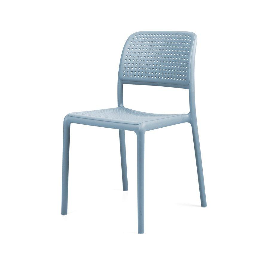 Tuinstoel - Bora Bistrot - Celeste - Blauw - Kunststof - Nardi-2