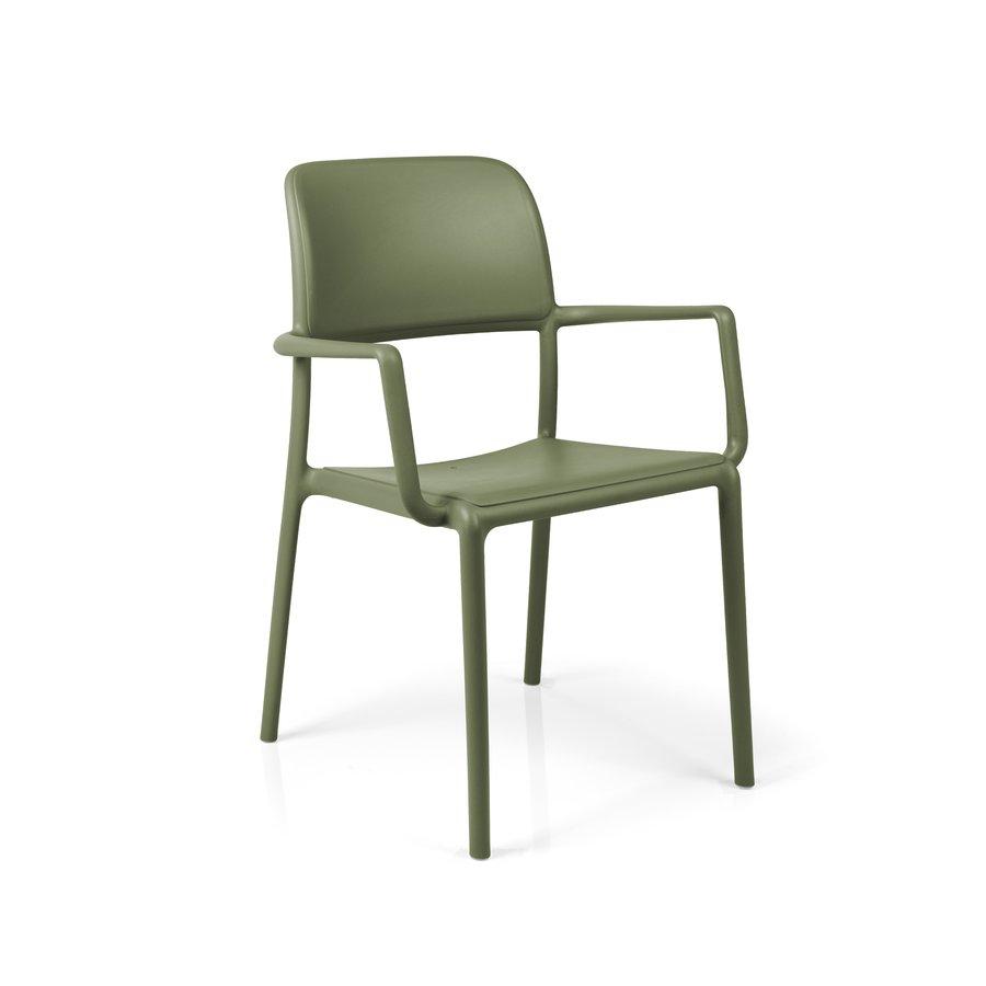 Tuinstoel - Riva - Agave - Groen - Kunststof - Nardi-1