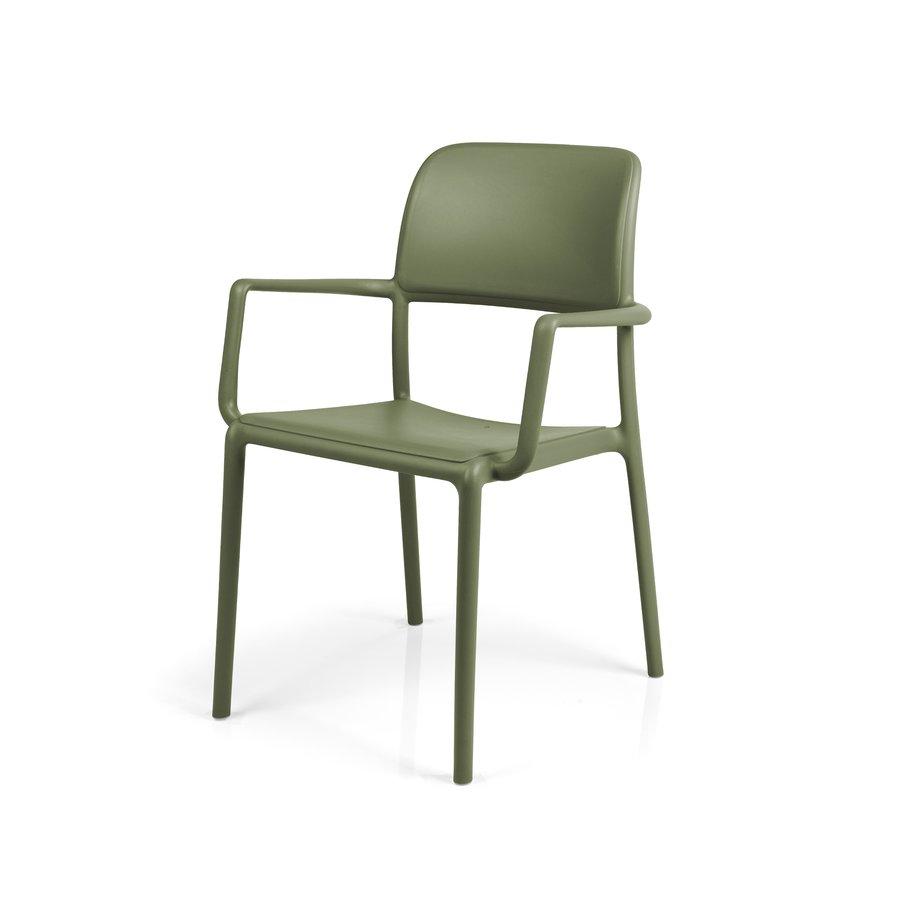 Tuinstoel - Riva - Agave - Groen - Kunststof - Nardi-2