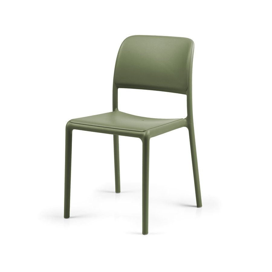 Tuinstoel - Riva Bistrot - Agave - Groen - Kunststof - Nardi-2