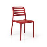 thumb-Tuinstoel - Costa Bistrot - Rosso - Rood - Kunststof - Nardi-1