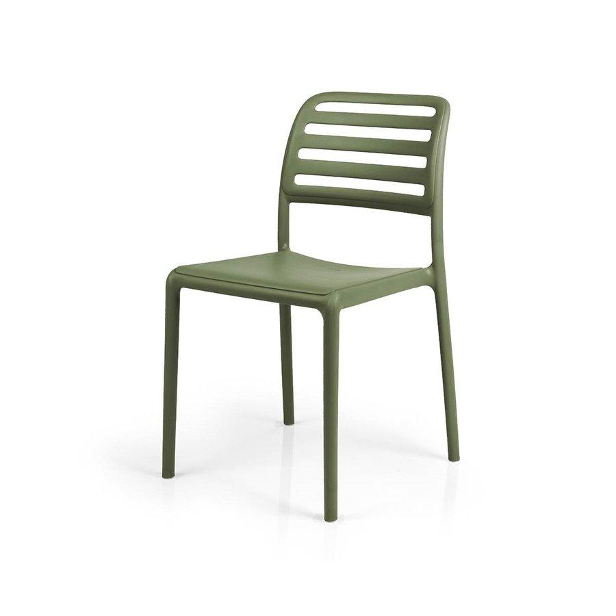 Tuinstoel - Costa Bistrot - Agave - Groen - Kunststof - Nardi-2