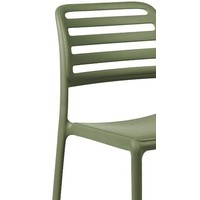 thumb-Tuinstoel - Costa Bistrot - Agave - Groen - Kunststof - Nardi-3