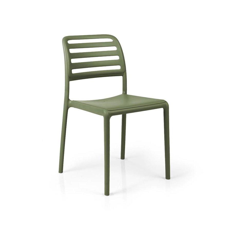Tuinstoel - Costa Bistrot - Agave - Groen - Kunststof - Nardi-1