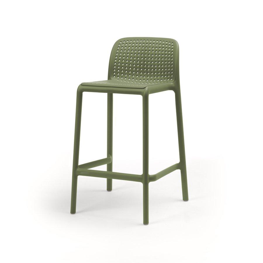 Barkruk Buiten - 65 cm - LIDO MINI - Agave - Groen - Nardi-2