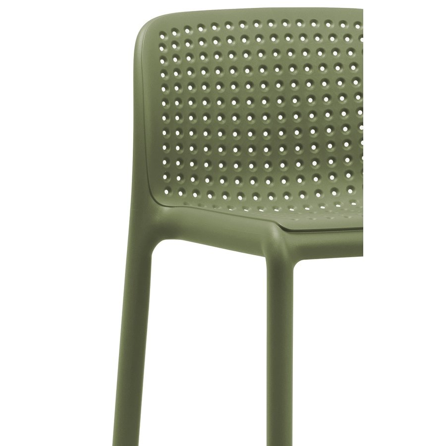 Barkruk Buiten - 65 cm - LIDO MINI - Agave - Groen - Nardi-3