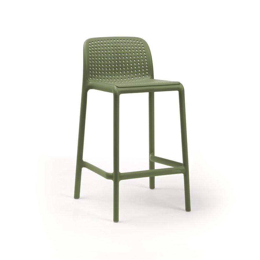 Barkruk Buiten - 65 cm - LIDO MINI - Agave - Groen - Nardi-1