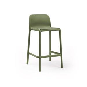 Nardi Barkruk Buiten - 65 cm - FARO MINI - Agave - Groen - Nardi