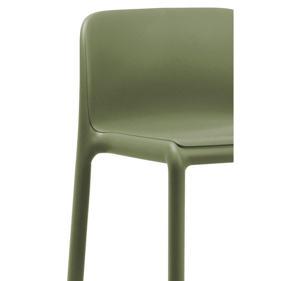 Barkruk Buiten - 65 cm - FARO MINI - Agave - Groen - Nardi-3