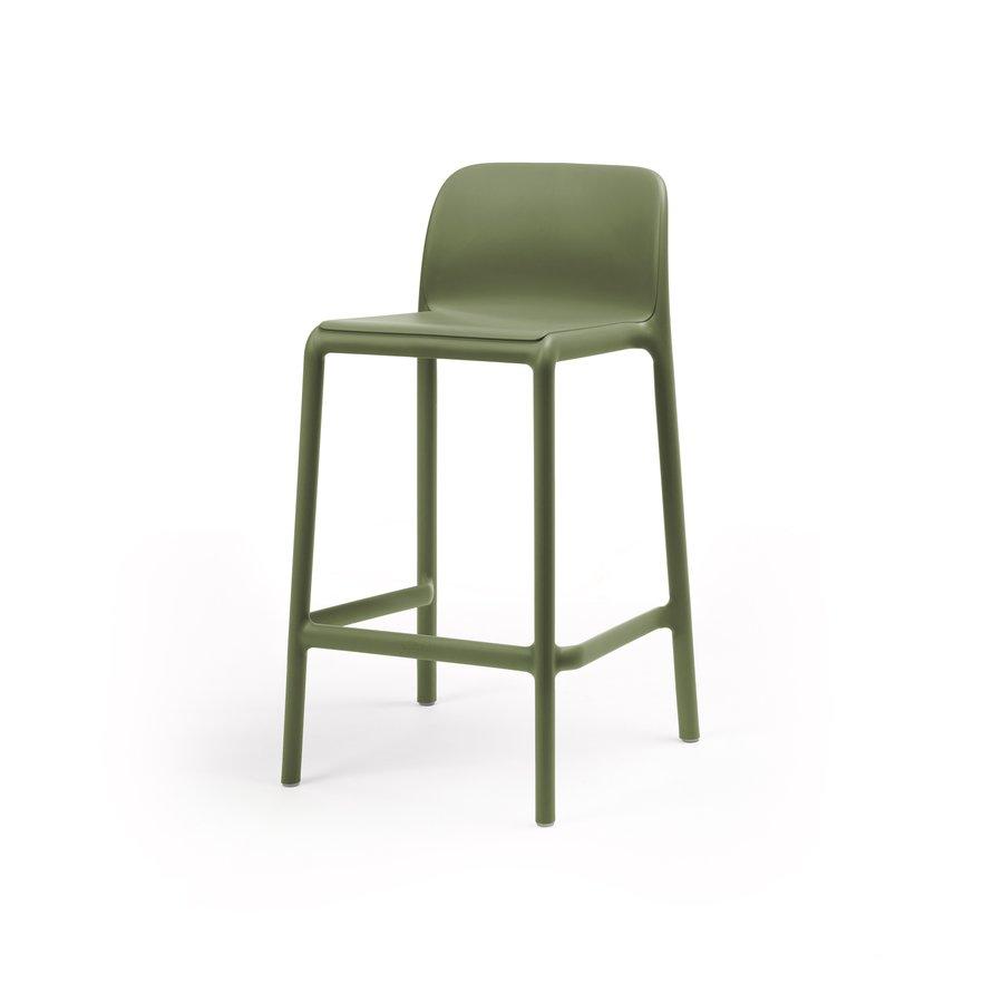 Barkruk Buiten - 65 cm - FARO MINI - Agave - Groen - Nardi-2