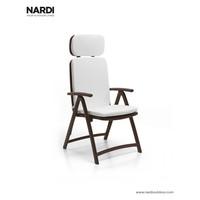 thumb-Standenstoel - Acquamarina - Koffie Bruin - Kunststof - Nardi-5