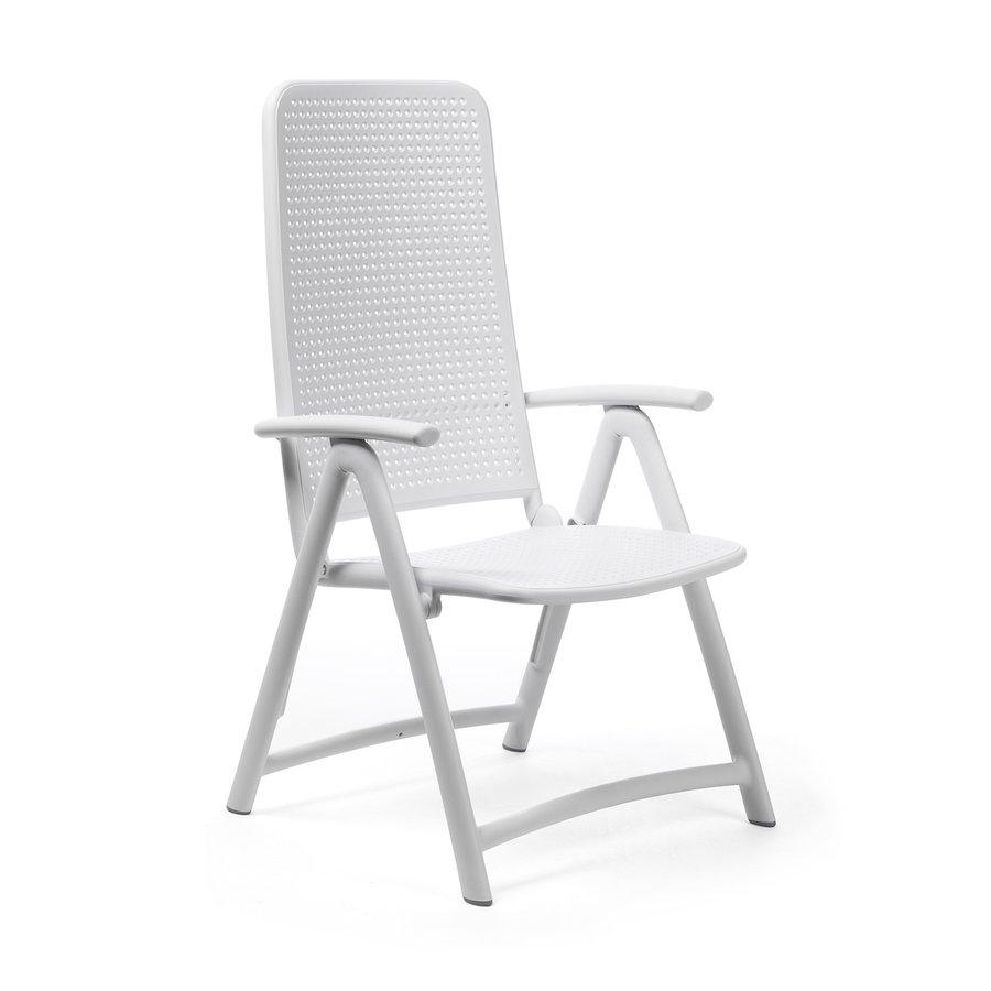 Standenstoel - Darsena - Bianco - Wit - Kunststof - Nardi-1