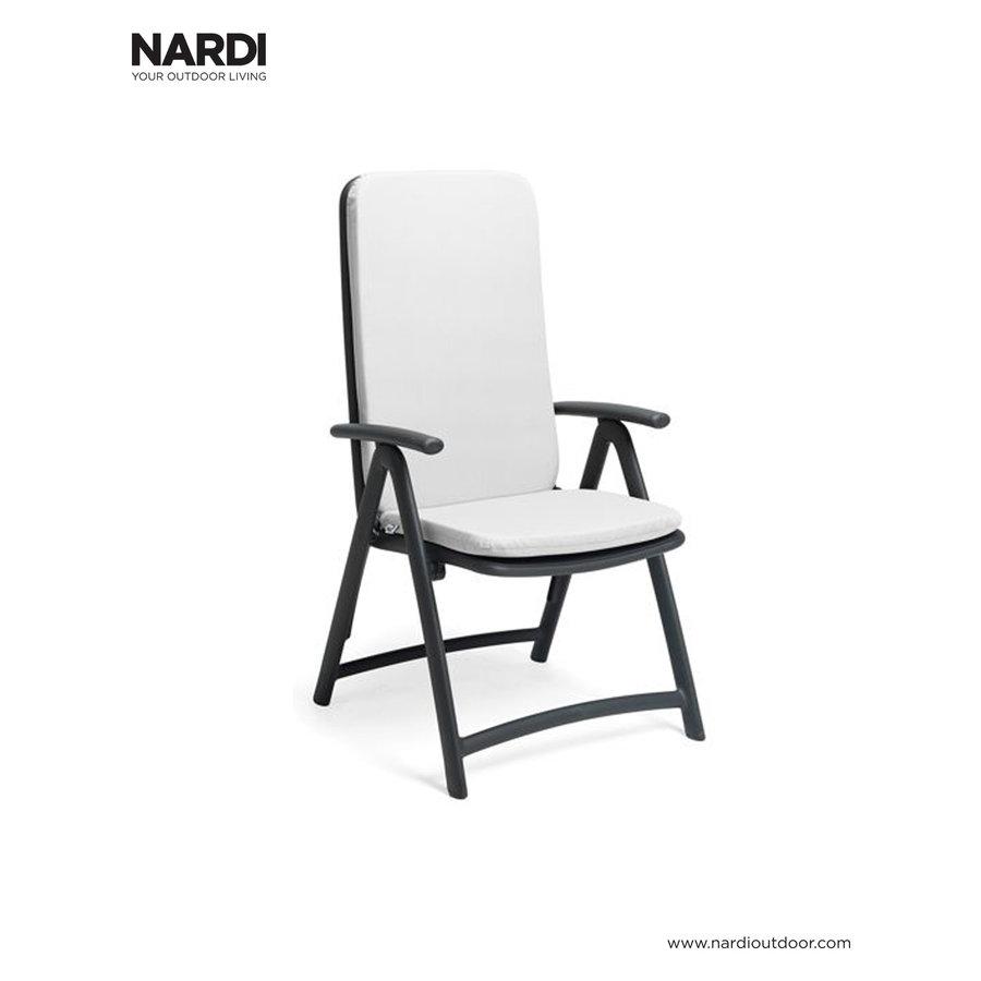 Standenstoel - Darsena - Bianco - Wit - Kunststof - Nardi-5