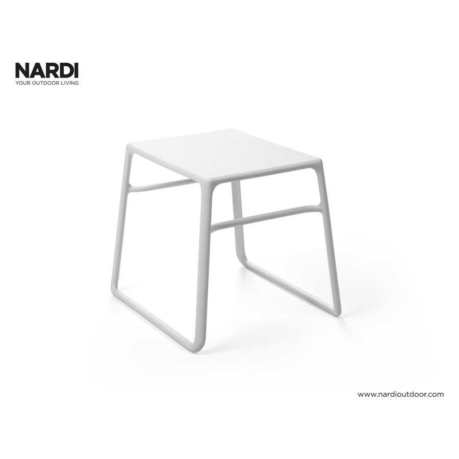 Ligbed - Atlantico - Wit - Bianco - Kunststof - Nardi-8