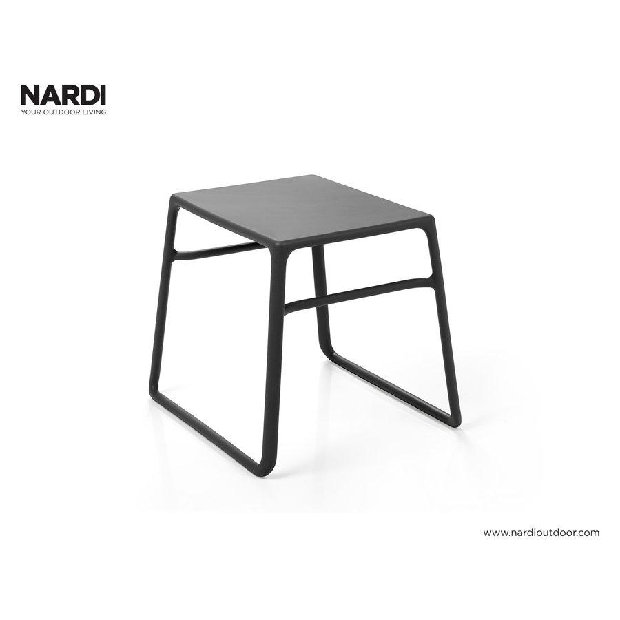 Ligbed - Atlantico - Antraciet/Blauw - Kunststof - Nardi-8