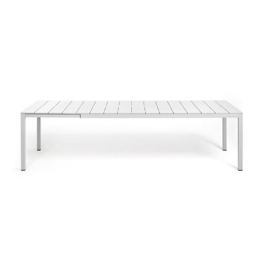 Tuintafel - RIO - Wit - Uitschuifbaar 210/280 cm - Nardi-2