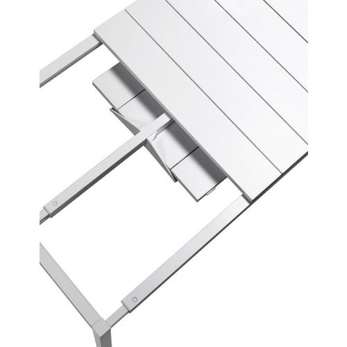 Nardi Tuintafel - RIO - Wit - Uitschuifbaar 210/280 cm - Nardi