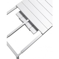 thumb-Tuintafel - RIO - Wit - Uitschuifbaar 140/210 cm - Nardi-6