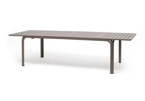 Tuintafel - Alloro - Taupe - Uitschuifbaar 210/280 cm - Nardi
