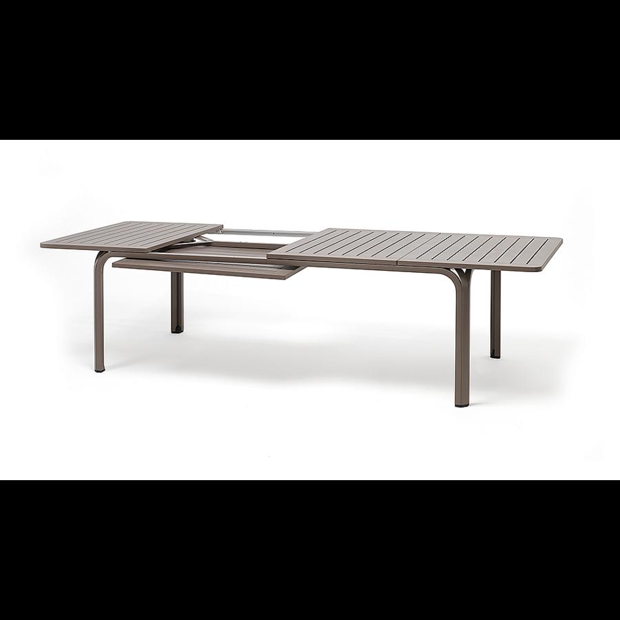 Tuintafel - Alloro - Taupe - Uitschuifbaar 210/280 cm - Nardi-3