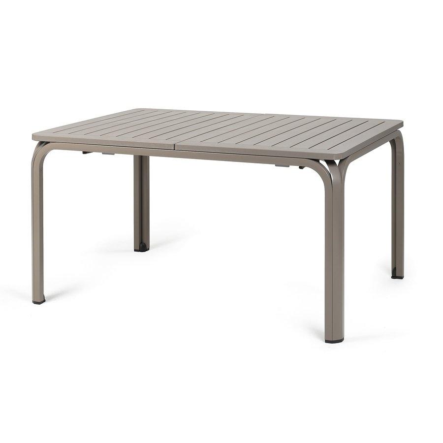 Tuintafel - Alloro - Taupe - Uitschuifbaar 140/210 cm - Nardi-2