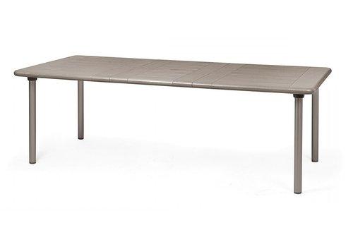 Tuintafel - Maestrale - Taupe - Uitschuifbaar 160/220 cm - Nardi