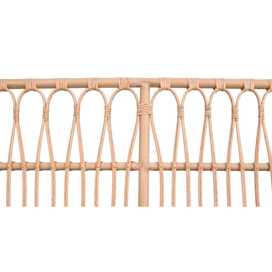 Stoel-Bank Loungeset - Lenco - Bamboo Look - Wicker - Garden Interiors-7