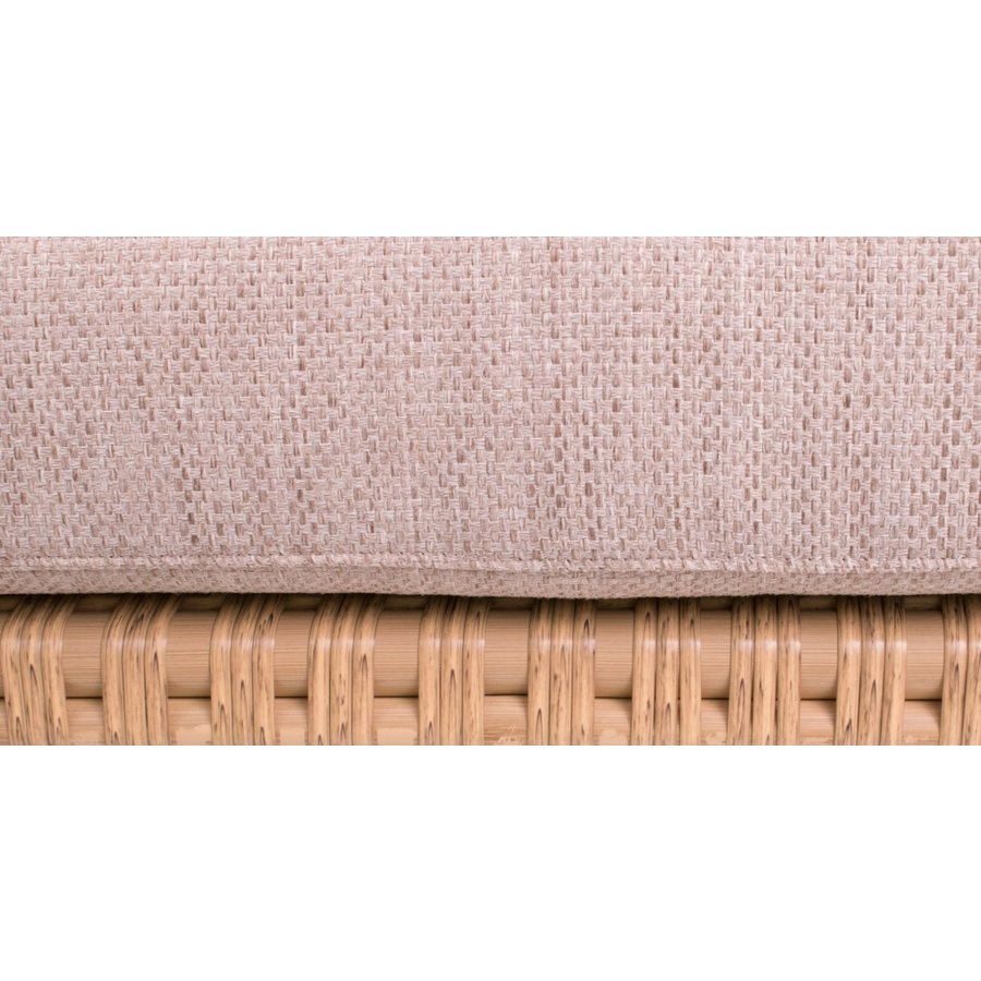 Stoel-Bank Loungeset - Lenco - Bamboo Look - Wicker - Garden Interiors-8